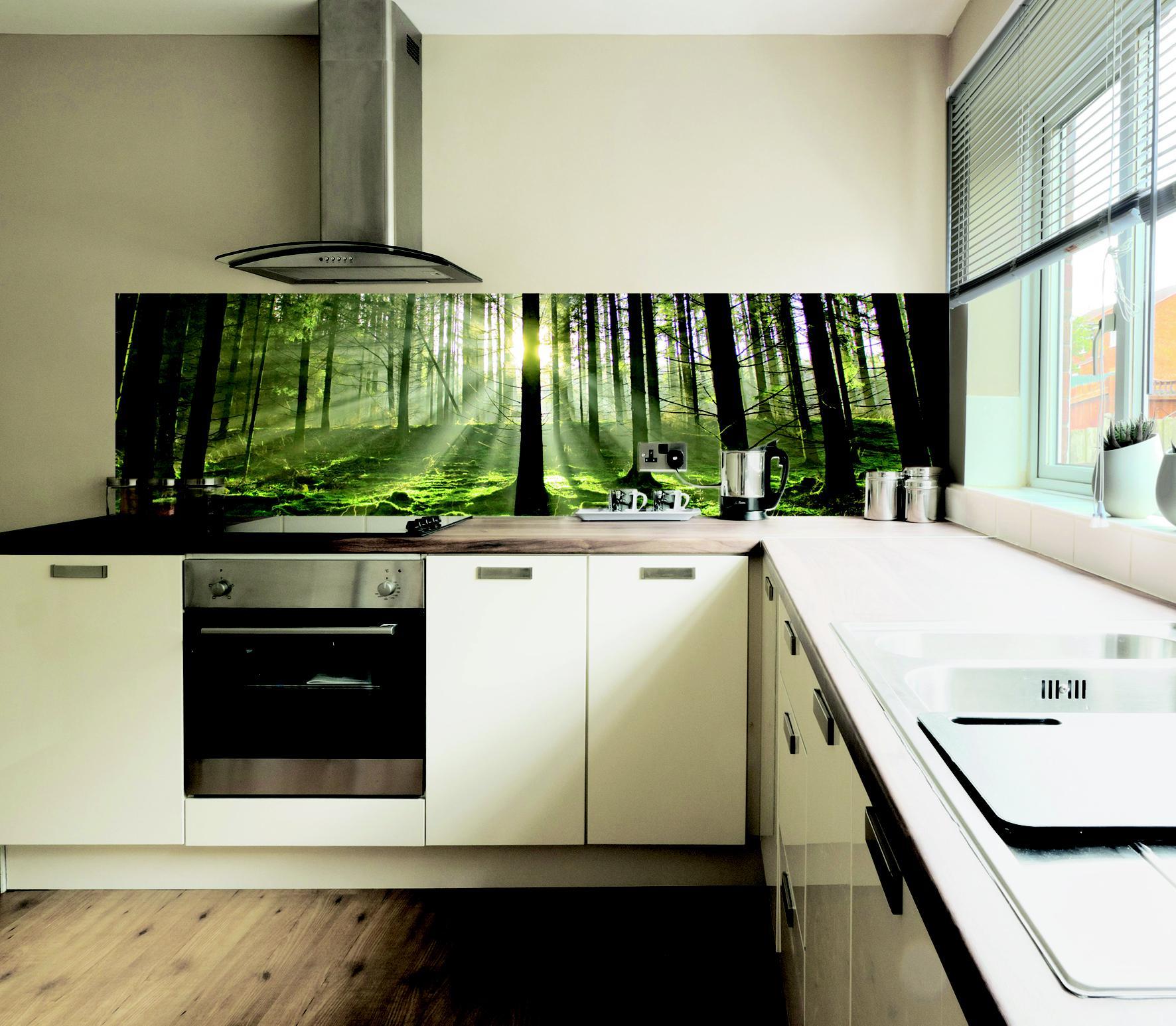 anleitung fachgerechte befestigung k chenr ckwand. Black Bedroom Furniture Sets. Home Design Ideas