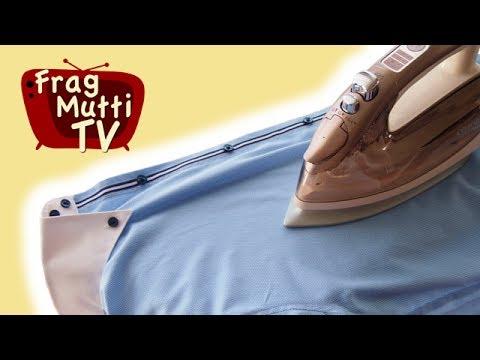 der hemdentrick hemden schnell b geln mit frag mutti tv. Black Bedroom Furniture Sets. Home Design Ideas